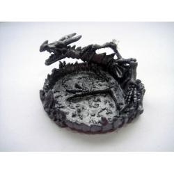 Пепельница с драконом