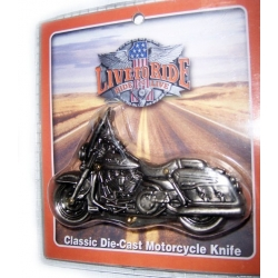 "Мото-нож Harley Davidson ""Road King"""
