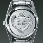 """Часы """"Ride Hard - Live Free"""""""