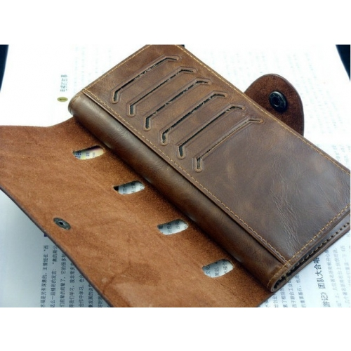 Бумажник кожаный Bailini.