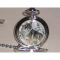 """Часы от дизайнера Эла Эгню (Al Agnew) """"Волк"""""""