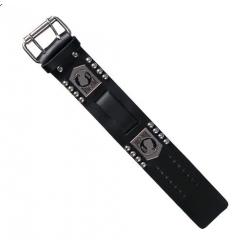 """Кожаный ремешок для часов """"POW MIA"""""""