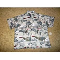 Рубашка Harley Davidson, размер XXL