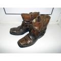 Ботинки мужские Harley Davidson, б/у