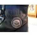 Кожаные ботинки Harley Davidson