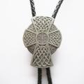 "Галстук Боло ""Кельтский крест"""