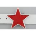 """Пряжка на ремень """"Красная звезда"""""""