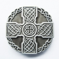 """Пряжка на ремень """"Кельтский крест"""""""