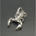"""Серебряная подвеска """"Скорпион"""""""