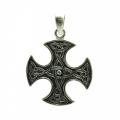 """Серебряная подвеска 925 пробы """"Кельтский крест"""""""