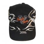 """Бейсболка байкерская """"Sturgis Rally 2006"""""""