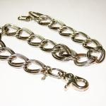 Двойная цепь на джинсы для бумажника / ключей Amigaz