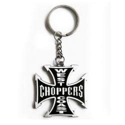 """Брелок для ключей Брелок для ключей """"West Coast Choppers"""""""
