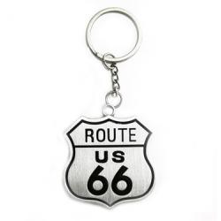 """Брелок для ключей """"Route 66"""""""