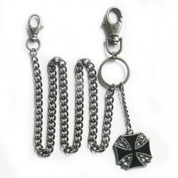 """Цепь для бумажника / ключей """"Железный крест"""""""