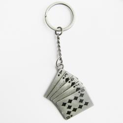 "Брелок для ключей ""Покер"""