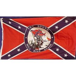"""Флаг """"South will rise again"""""""