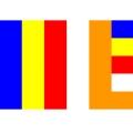 Флаг буддистов