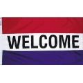 "Флаг ""Welcome"" 150 х 90 см"