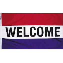 """Флаг """"Welcome"""""""