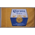 """Флаг """"Пиво Корона"""" 150 х 90 см."""