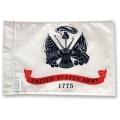 "Флаг ""United States Army"" 24х14 см"