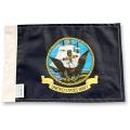 "Флаг ""United States navy"" 24х14 см"