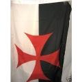 Боевое знамя Ордена Тамплиеров