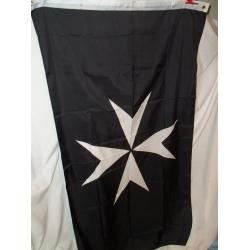 Флаг рыцарей ордена госпитальеров