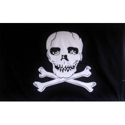 "Пиратский флаг ""Веселый Роджер"" 150 х 90 см"
