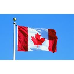 Флаг Канады, 150 х 90 см