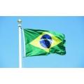 Флаг Бразилии, 150 х 90 см