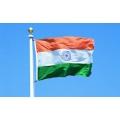 Флаг Индии, 150 х 90 см
