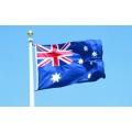 Флаг Австралии, 150 х 90 см
