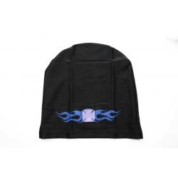 Байкерская шапка-стретч