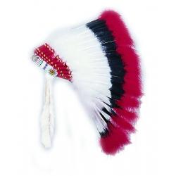 Головной убор индейского война
