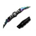 Нож складной MTech с двумя лезвиями