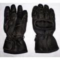 Кожаные перчатки #601