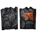 Кожаные перчатки #605