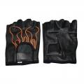 Кожаные перчатки #603