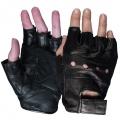 Кожаные перчатки #606