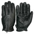 Кожаные перчатки для езды на мотоцикле с флисовой подкладкой
