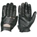 Кожаные перчатки для езды на мотоцикле #610
