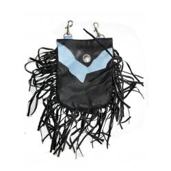 Кожаная женская сумка #502