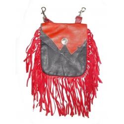 Кожаная женская сумка #504