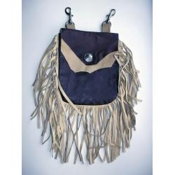 Кожаная женская сумка #510