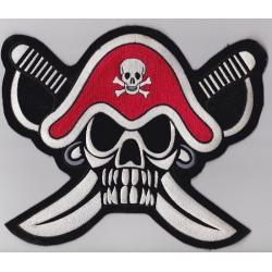 """Нашивка """"Пират"""""""