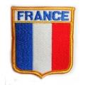 Нашивка флаг Франции