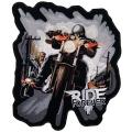 "Нашивка ""Ride Forever"" (""Катайся вечно"")"