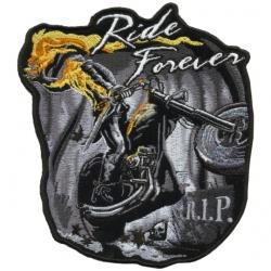 "Нашивка ""Ride Forever"""